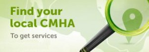 Find your local CMHA to get services